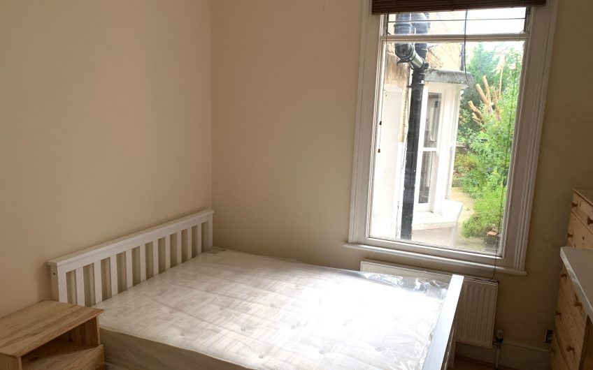 Fantastic newly refurbished double room in an amazingly friendly flatshare – *NO BILL to pay*