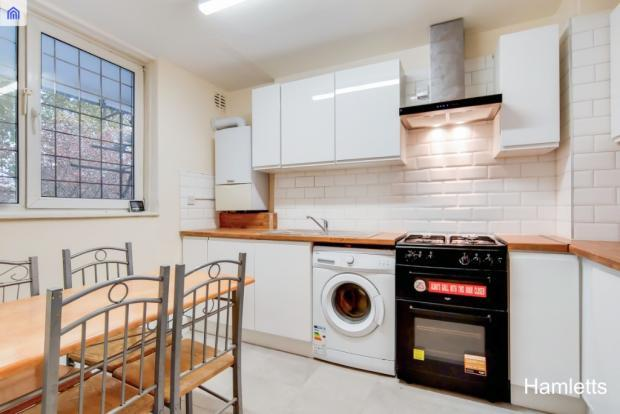 Fantastic 4 Spacious Bedrooms Flat For Rent in Stepney Green