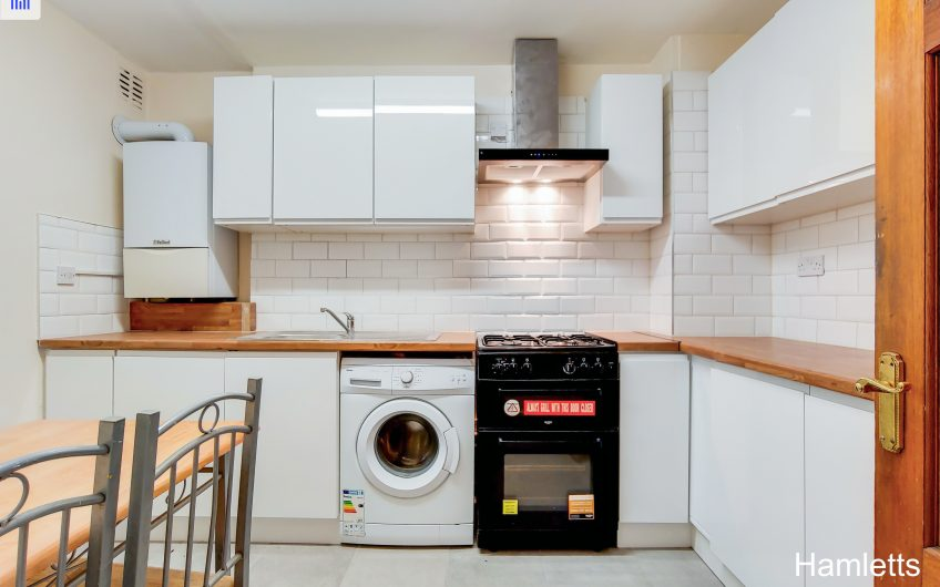 Hamletts are delighted to offer this spacious 4 bedroom (NO LOUNGE) maisonette