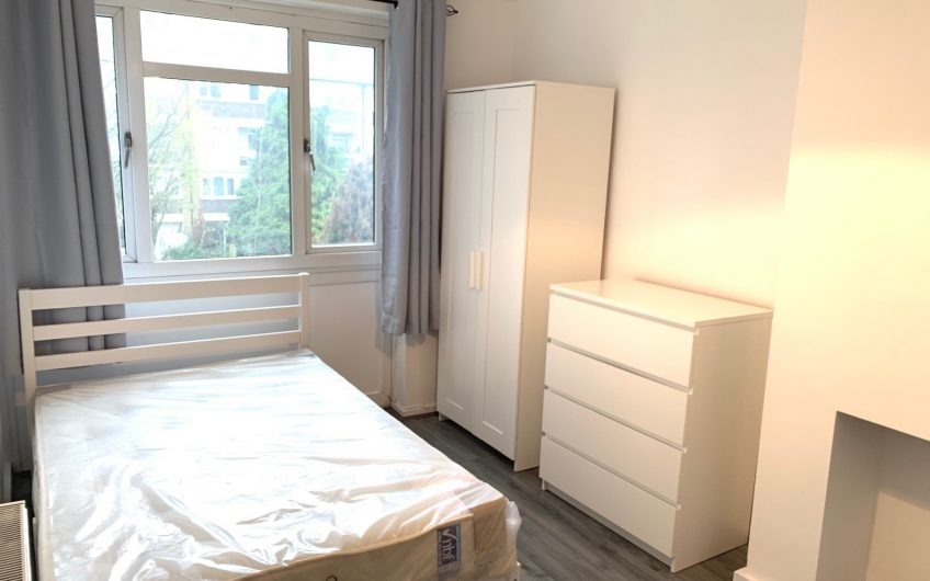 Refurbished double room to share London amazingly friendly flat share