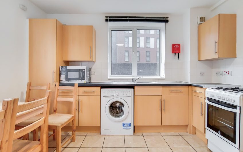 Spacious newly refurbished double room for rent in Fellow's Court